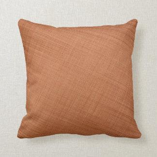 Copper Colored Cushion