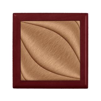 Copper Contour Gift Box