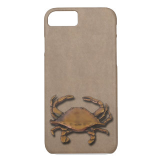 Copper Crab Sand iPhone 8/7 Case