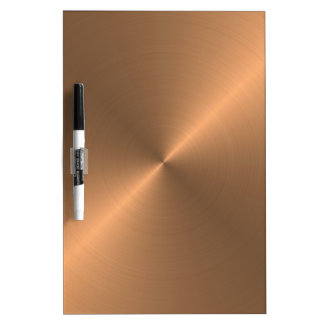 Copper Dry Erase Board