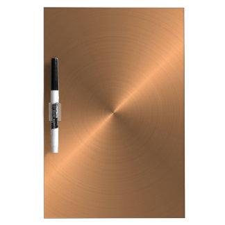 Copper Dry Erase Boards