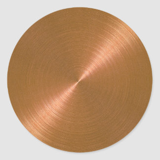Copper Envelope Seal