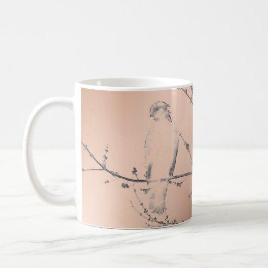 Copper Hawk Coffee Mug