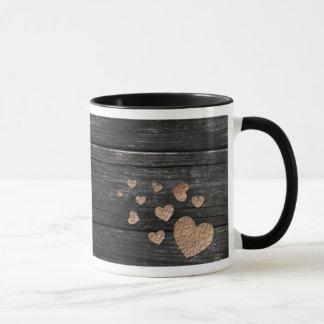 Copper Hearts mug