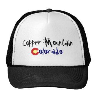 Copper Mountain Colorado hat