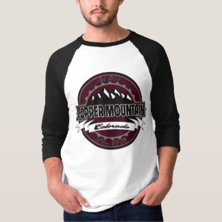 Copper Mountain Label Purple Majesty T-Shirt