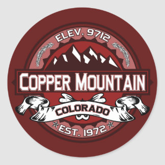 Copper Mountain Stickers