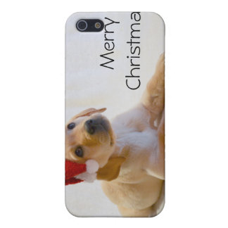 """Copper"" says Merry Christmas! Cover For iPhone 5/5S"