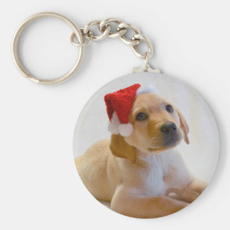 """Copper"" says Merry Christmas! Key Chains"