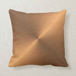 Copper Shine Cushion