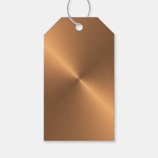Copper Shine Gift Tags