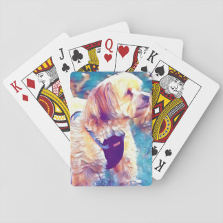 Copper, the Havapookie playing cards