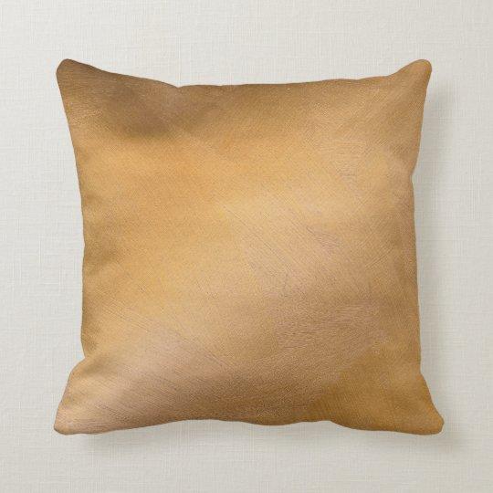 Copper Throw Pillows