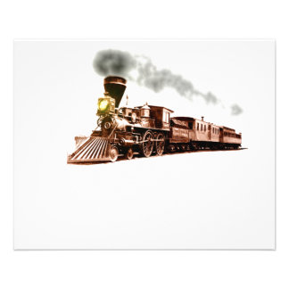 Copper Train Flyers