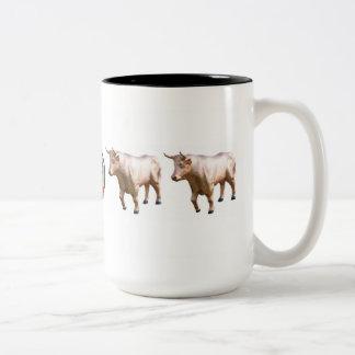 """Copper Vine"" 15 oz mug"