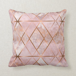 Copper X Pillow