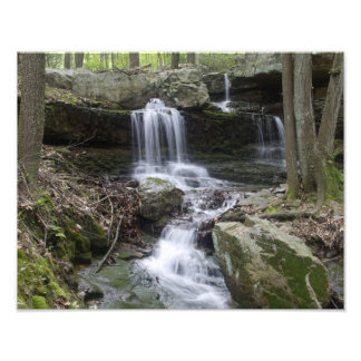 Coppermines Trail Waterfall Art Photo