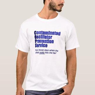 COPS - Contaminated Oscillator Prevention Service T-Shirt