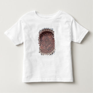 Coptic cup, painted terracotta with swag borders, toddler T-Shirt
