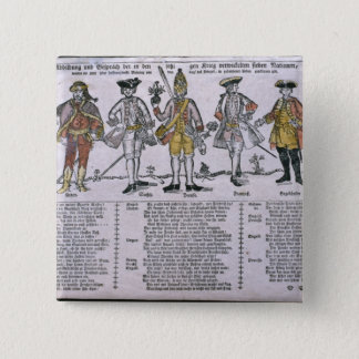 Copy and Discussion of the Nations 15 Cm Square Badge