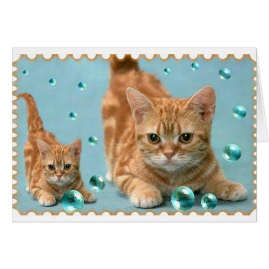 Copy Cat Card