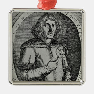 Copy of a Self Portrait Christmas Ornament
