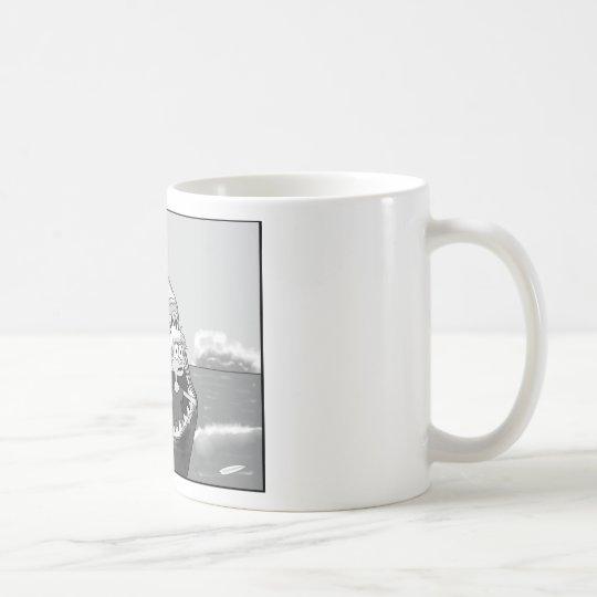 Copy of boy shark 4 coffee mug