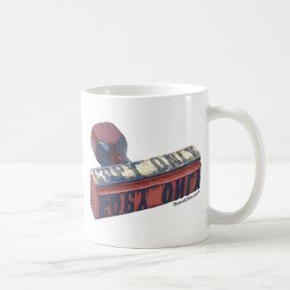 Copy Only Stamp. Basic White Mug