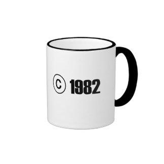 Copyright 1982 mug