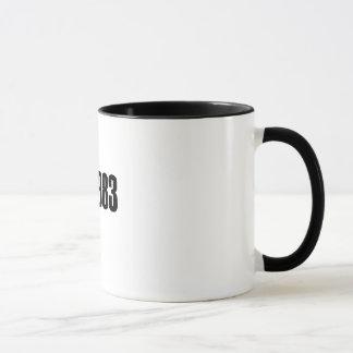 Copyright 1983 mug