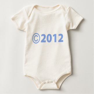 Copyright 2012 Baby Boy Baby Bodysuit