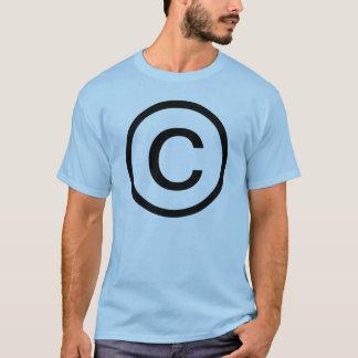 Copyright T Shirt