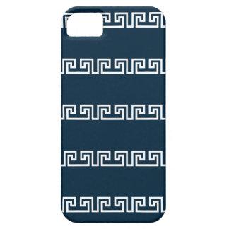Coque-Compagnon grec de l'iPhone de motif, perso iPhone 5 Cover