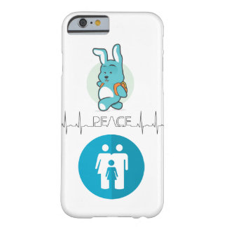 Coque iphone 6/6S Peace Barely There iPhone 6 Case
