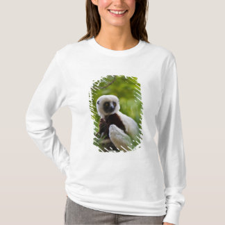 Coquerel's Sifaka in the forest 2 T-Shirt