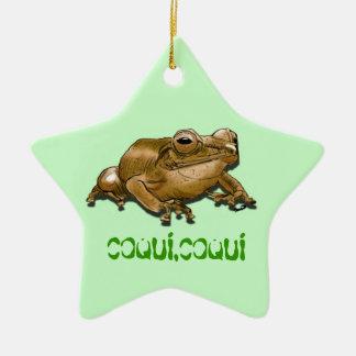COQUÍ, COQUÍ Ornament