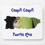 Coqui Mousepad
