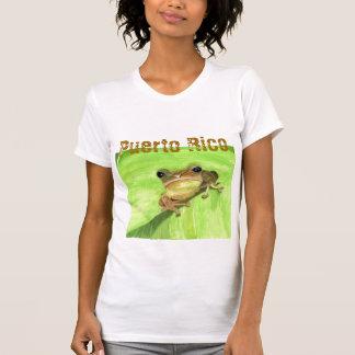 Coqui Puerto Rico T Shirts