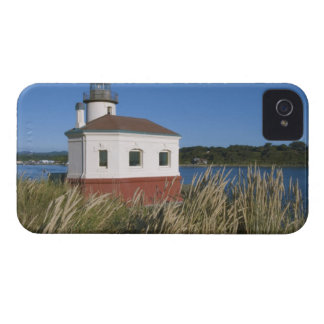 Coquille River lighthouse, Oregon, USA iPhone 4 Covers