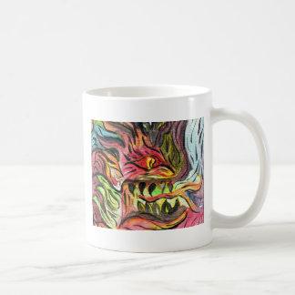 cor meum sanat ut sum ire spiritus ira et odio =ag basic white mug