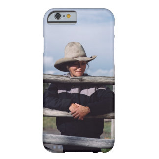 Cora, Wyoming, USA. Barely There iPhone 6 Case