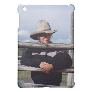 Cora, Wyoming, USA. iPad Mini Case