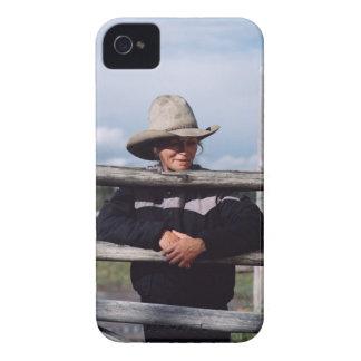 Cora, Wyoming, USA. iPhone 4 Case-Mate Case