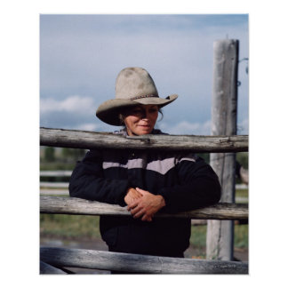 Cora, Wyoming, USA. Print