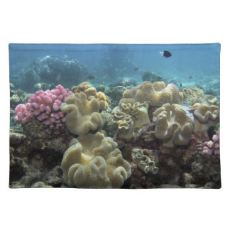 Coral, Agincourt Reef, Great Barrier Reef, Placemat