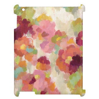 Coral and Emerald Garden Cover For The iPad