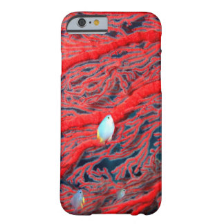 coral barely there iPhone 6 case