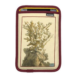 Coral by the Sea iPad Mini Sleeve