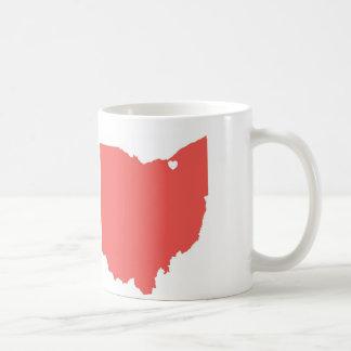 Coral Cleveland/Akron, Ohio Mug