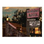 Coral Court Motel Route 66 American Retro Postcards